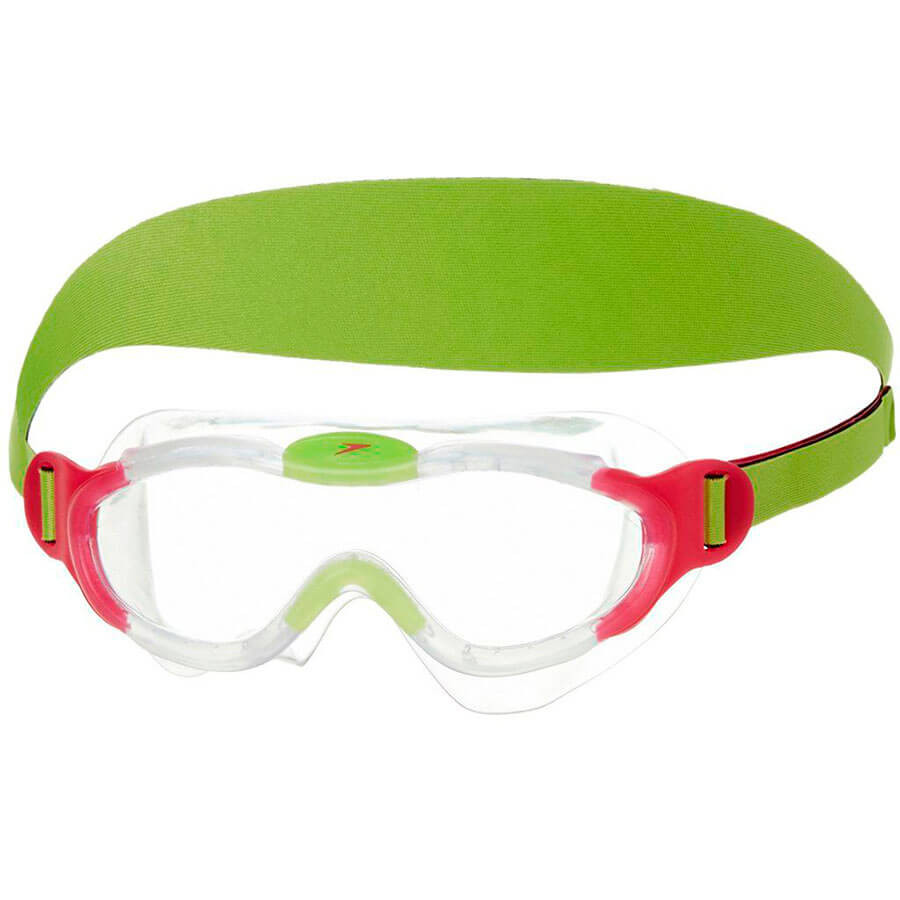 Speedo Sea Squad Mask Jr. Pink