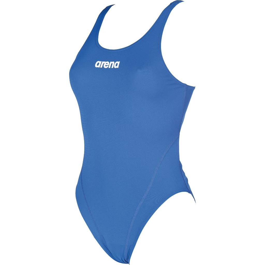 Arena Solid Swim Tech High Royal