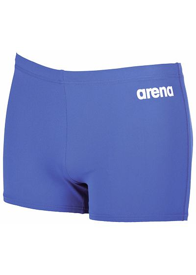 Arena Solid Short Royal