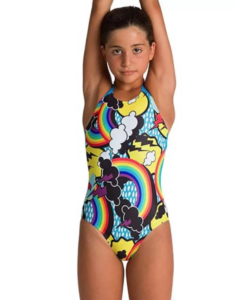 Arena Rainbows Junior swim one piece