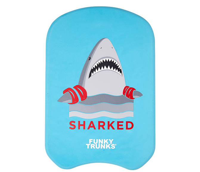 Funky Trunks Sharked Kickboard