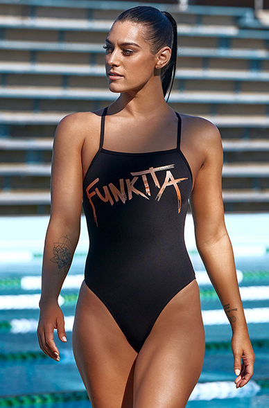 Funkita Bronzed One Piece