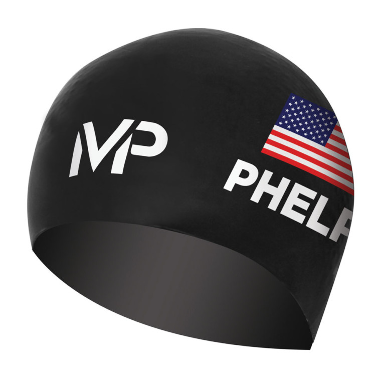 Michael Phelps Race Cap Limited edition Black