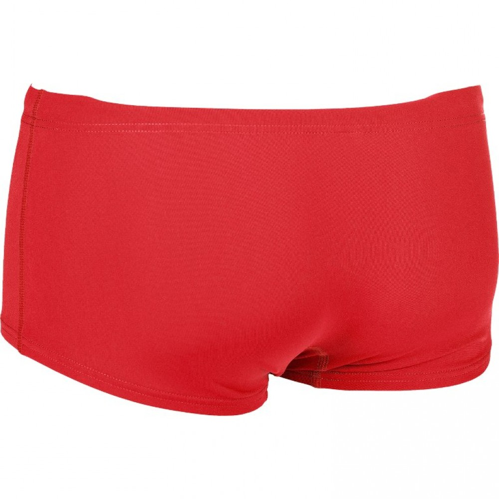 Arena Solid Squared Short Red