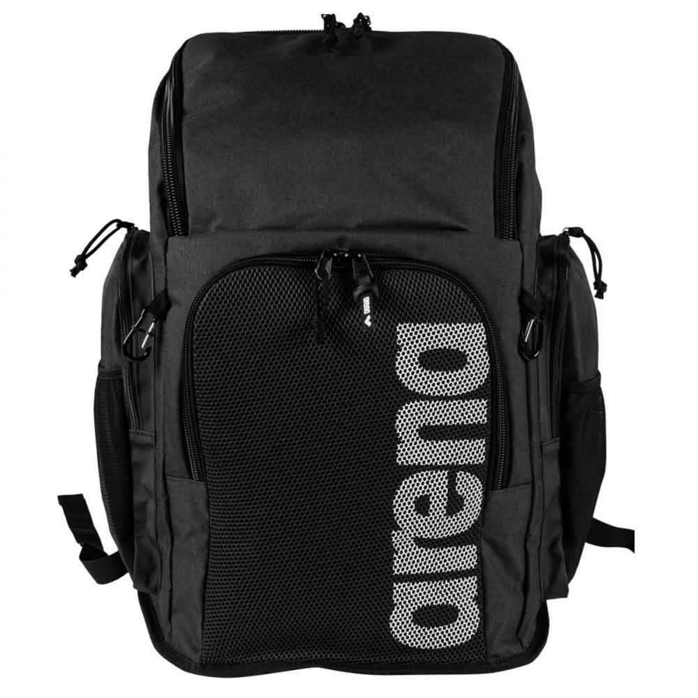 Arena Team 45 Backpack Black Melange