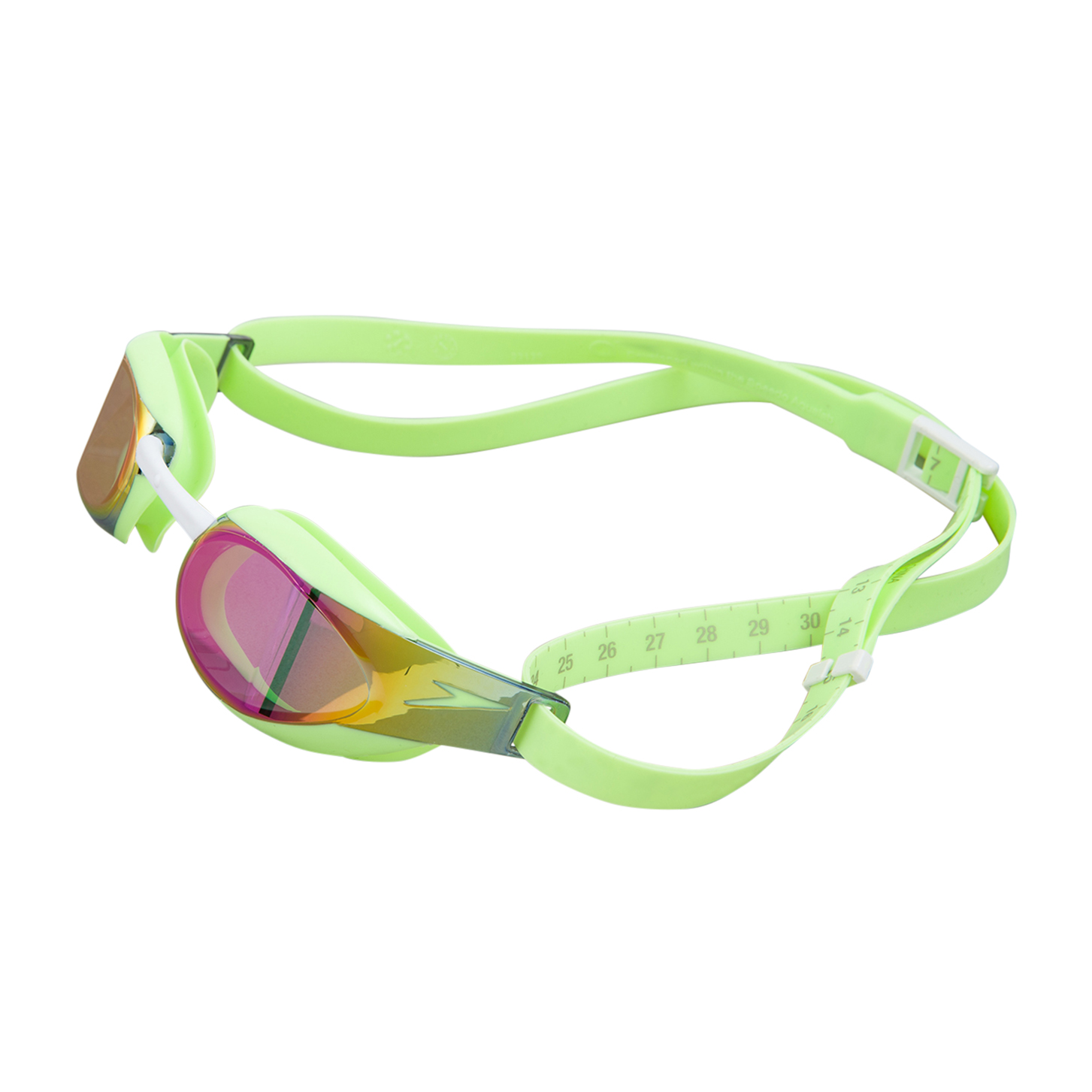 Speedo Fastskin3 Elite Mirror Jr. Green