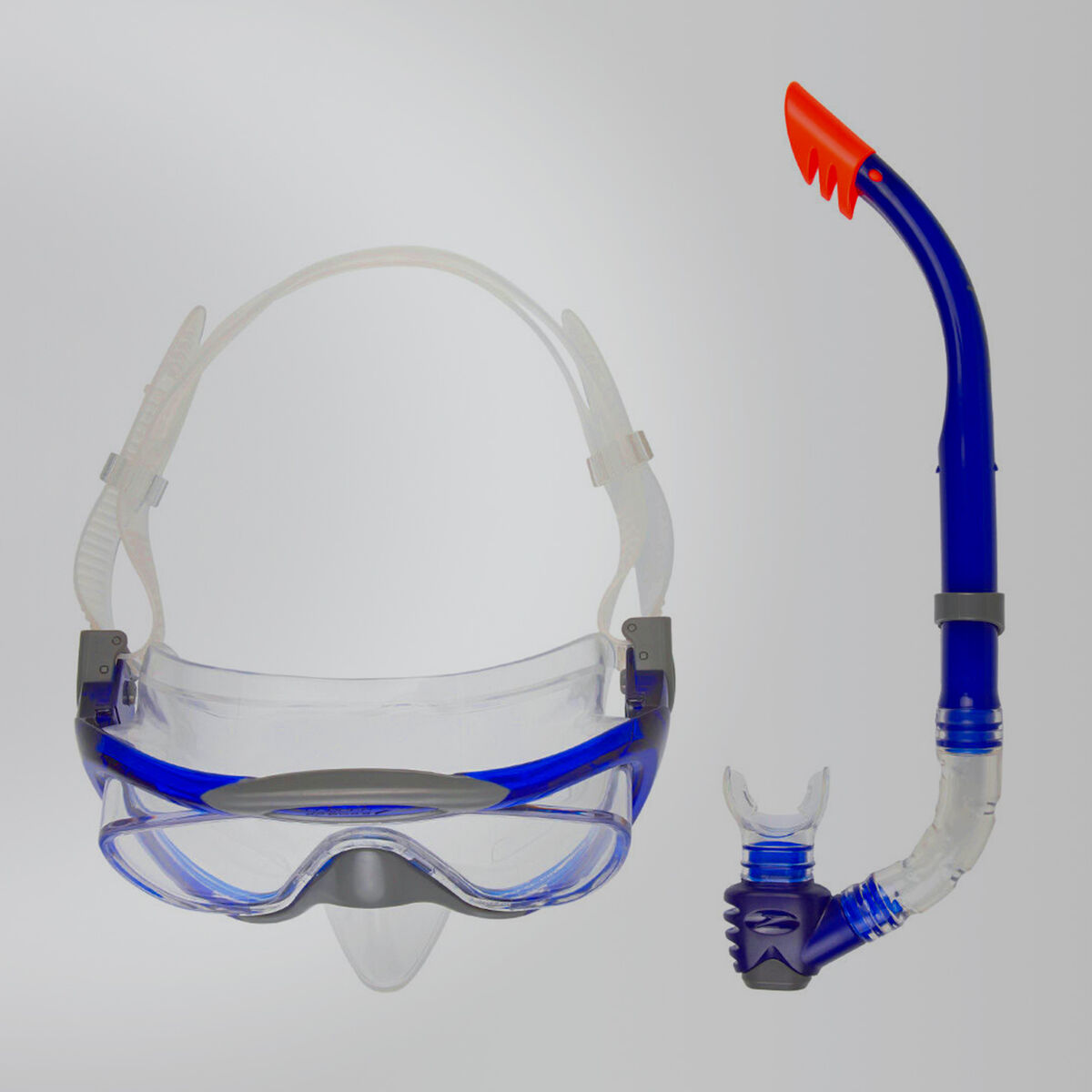 Speedo Glide Mask a Snorkel set