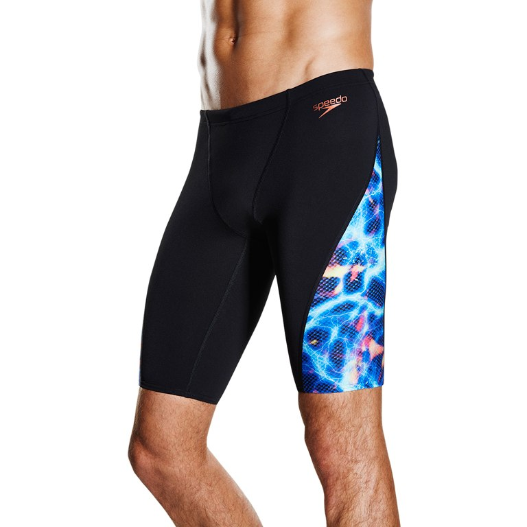 Speedo Storm Wave Allover Digital Jammer