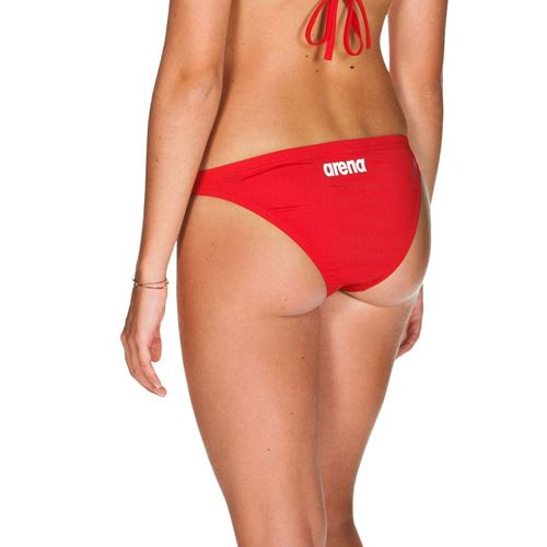 Arena Solid Bottom Red