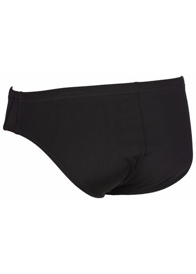 Arena Solid Brief Black