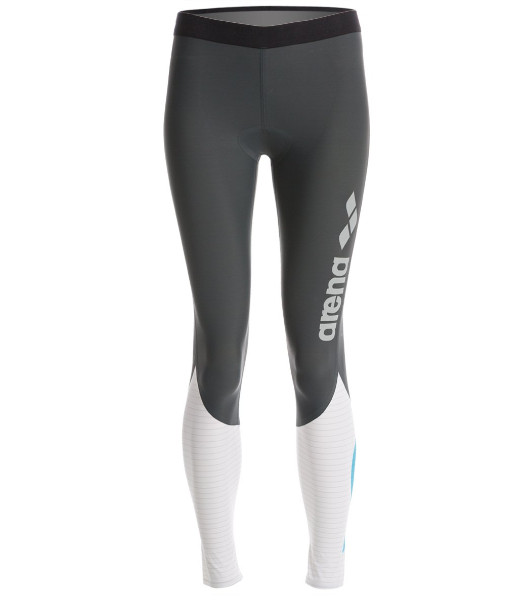 Arena Carbon Compression Long Tight Woman