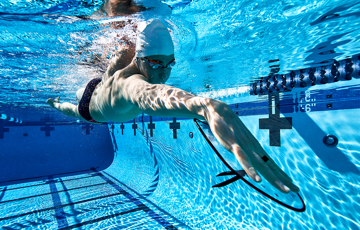 TYR Catalyst Stroke Training Paddles