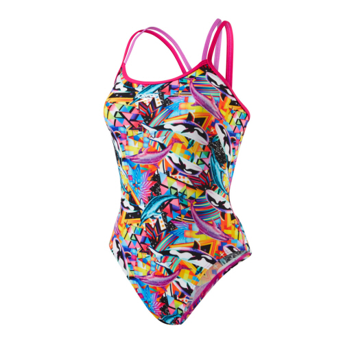 Speedo Chappelle O Love Double Crossback