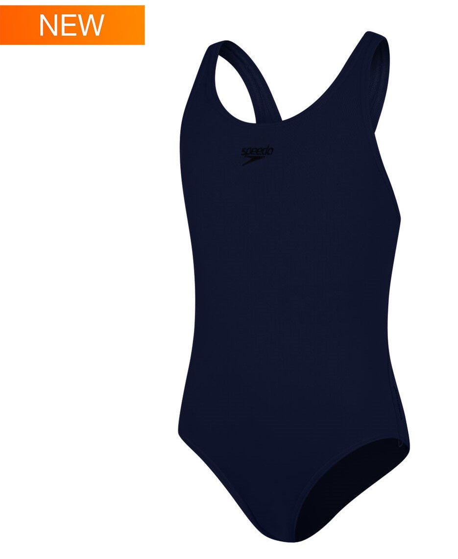 Speedo Essential End+ Medalist Jr. Black