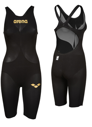 Arena Powerskin Carbon Air2 FBSLOB Black
