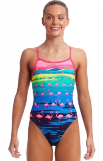 Funkita Flamingo Flood Girls