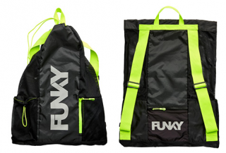 Funky Gear Up Mesh Backpack
