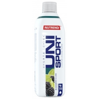 Nutrend UNISPORT Blackberry a Lime 1000 ml