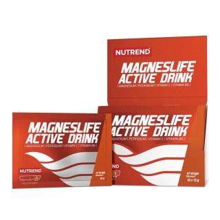 Nutrend MAGNESLIFE ACTIVE DRINK 15g