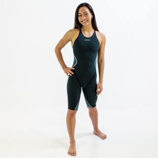 Finis Rival 2.0 Open Back Teal/Anthony