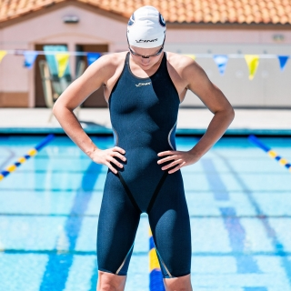 Finis Rival 2.0 Open Back Blue/James
