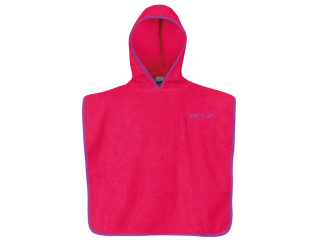 Speedo Poncho Microterry Infant Raspberry Fill