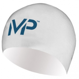 Michael Phelps Race Cap White