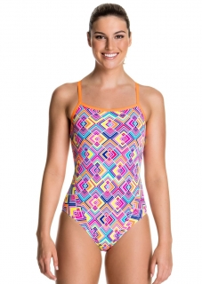 Funkita Single Strap Square Bare