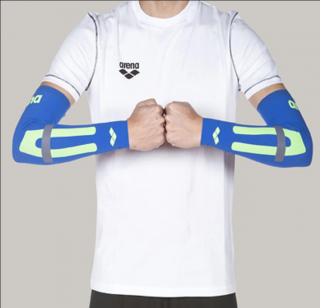 Carbon Compression Arm Sleeves