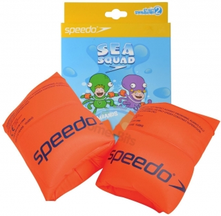 Speedo rukávky orange
