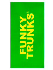 Funky Trunks Still Brasil Towel
