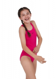 Speedo Essential End+ Medalist Jr. Pink