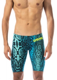 Arena Carbon Air2 Blue Python Jammer