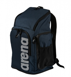 Arena Team 45 Backpack Navy Melange