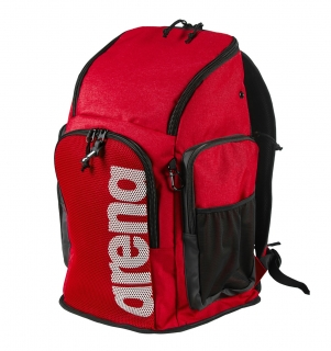 Arena Team 45 Backpack Red Melange