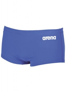 Arena Solid Squared Short Royal