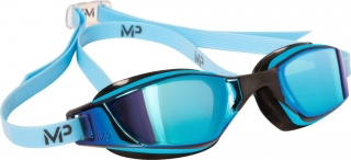 Michael Phelps XCEED Blue Titanium Mirror