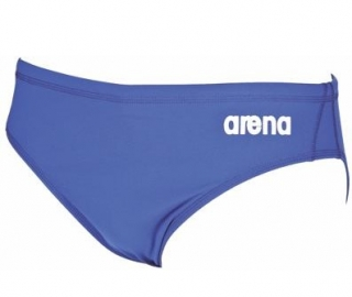 Arena Solid Brief Royal